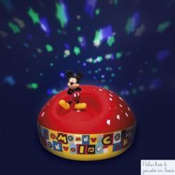 Trousselier Projecteur d'Etoiles Musical Mickey©