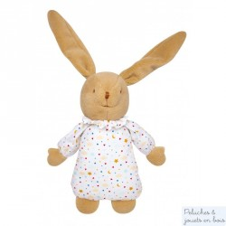 Trousselier Lapin nid d'ange musical Etoiles