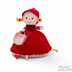 lilliputiens, Tirelire Le Petit Chaperon Rouge