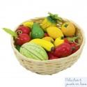 Goki Corbeille de fruits en bois