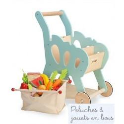 Caddie de courses jouet en bois Le Toy Van