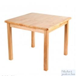 Table d'enfant Collection Classique en bois massif naturel Tidlo