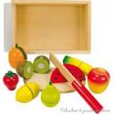 Fruits à découper jouet en bois Ulysse 56290