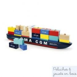 Vilac, Bateau Porte Container 2356