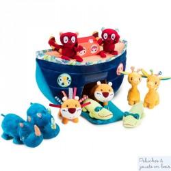 Ma Première Arche de Noé jouet d'éveil Lilliputiens