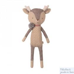 Doudou renne fille
