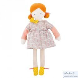 Petite poupée Blanche