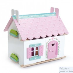 Maison de poupées Lily