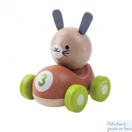 Bunny lapin de course