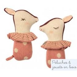 Hochet Bambi Rose