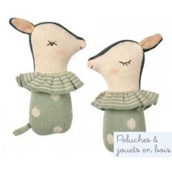 Hochet Bambi Menthe