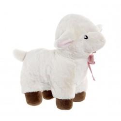 Peluche Mouton blanc 17 cm