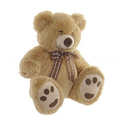 Peluche Ours beige 35 cm