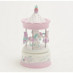 Carrousel Musical Jade pastel