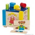 Grande boîte à formes puzzle