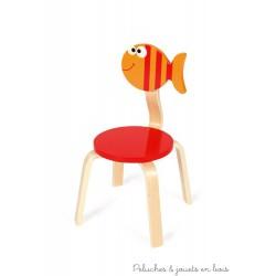 chaise poisson
