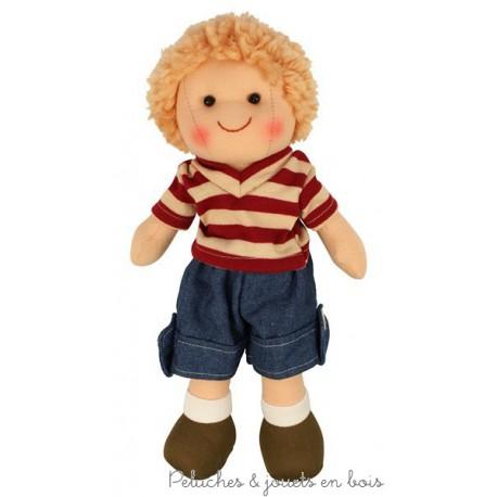 poupée de chiffon Harry