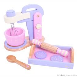 Robot de cuisine mixer et ses accesoires