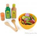 Salade du jardin Jouet d'imitation en bois Hape E3116