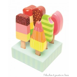 Le Toy Van, Les glaces Lollies Honeybake