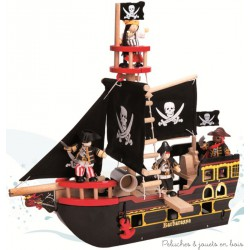 Le Toy Van, le bateau Barbarossa