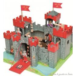 Le Toy Van, Le château Coeur de Lion