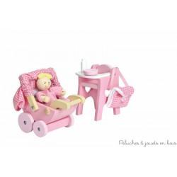 Le Toy Van, Les accessoires de nurserie