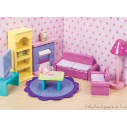 Le Toy Van, Le salon Sugar Plum