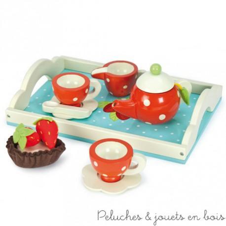 Le Toy Van, le set de thé Honeybake