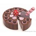 Gâteau au chocolat Honeybake jouet d'imitation Le Toy Van
