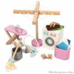 Le Toy Van, accessoires de la salle de linge Daisylane