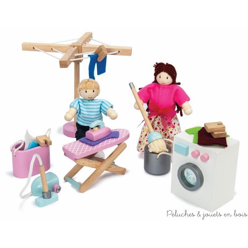 le toy van accessoires d 39 entretien du linge et de la maison daisylane peluches et jouets en bois. Black Bedroom Furniture Sets. Home Design Ideas