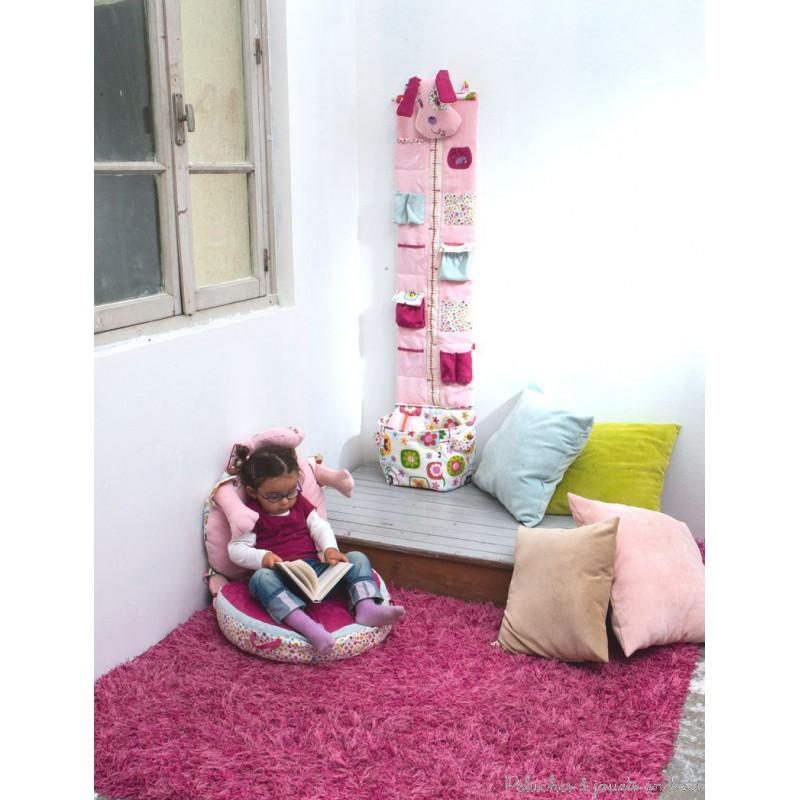 Pouf Chambre Enfant. Pouf Xl Essaouira Losanges Mint With Pouf