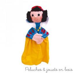 Marionnette à main personnage Blanche Neige
