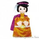 Marionnette à main personnage Le Prince Anima Scéna