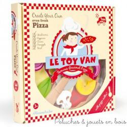 Le Toy Van, La pizza Honeybake