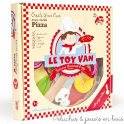 Le Toy Van, La pizza Honeybake