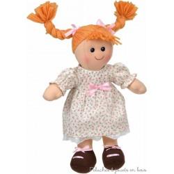 Les Petites Marie, Poupée de chiffon Emilie 25 cm