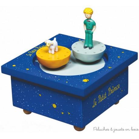 Trousselier Manège musical bois Le Petit Prince