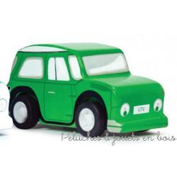 Le Toy Van, Voitures à Propulsion Rouge