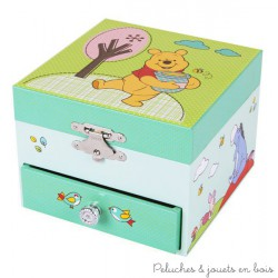 Trousselier Cube Musical Winnie l'Ourson