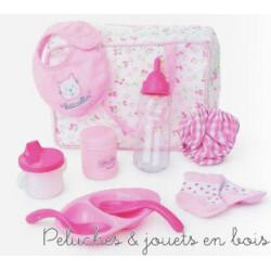 Petitcollin Set de soins pour poupée