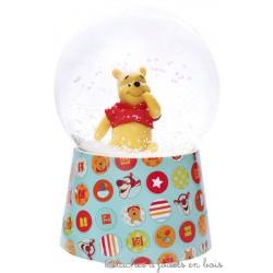 Trousselier Boule à neige musicale Winnie©