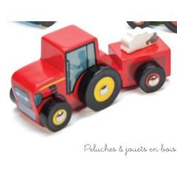 Le Toy Van, Petits Tracteurs vert