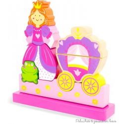 Ulysse, Puzzle Magnet princesse