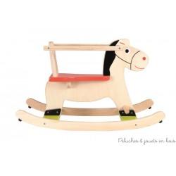 Egmont Toys Cheval à Bascule en bois
