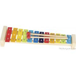 Goki, Xylophone 12 Lames