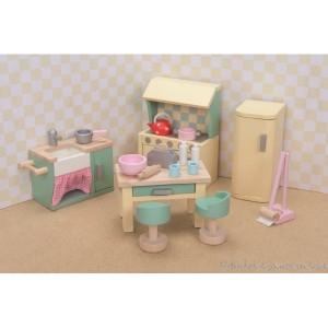 Le Toy Van, La cuisine de Daisylane Meubles pour maison de poupée
