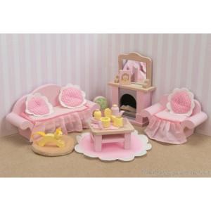 Le Toy Van, Le salon Daisylane Meubles pour maison de poupée