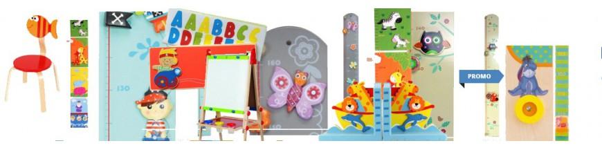 Petits meubles & Coffre à jouets